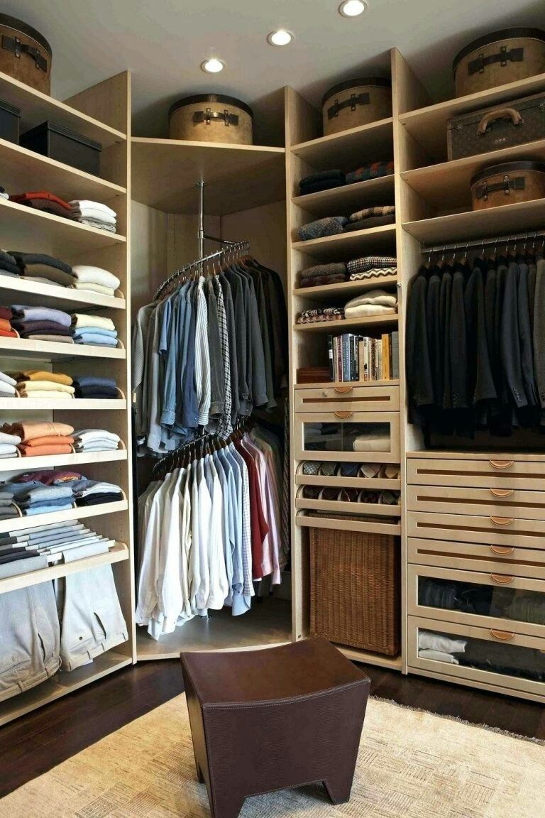 Pin by michele davis on Makeovers ideas Closet bedroom