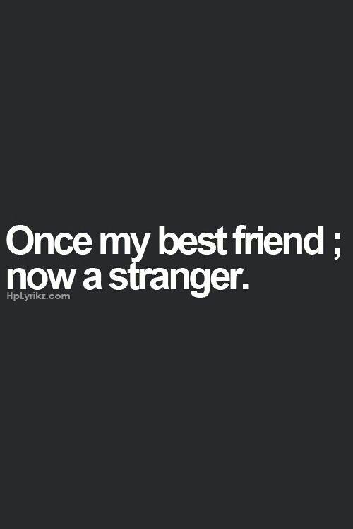 Stranger #strangerdanger