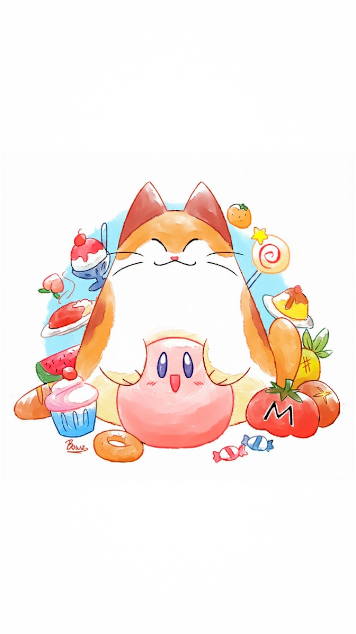 Pin by Krstina on Kirby ☆ BGW in 2020 Kirby art, Kirby