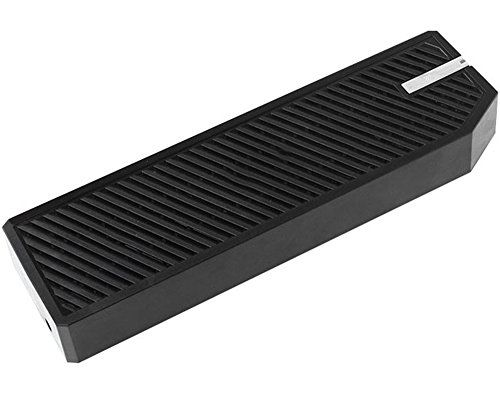 Winkeyes 25 External Hard Drive Enclosure  3 Front USB 30 Ports Media HUB  Xbox One -- Continue to the product at the image link.Note:It is affiliate link to Amazon.