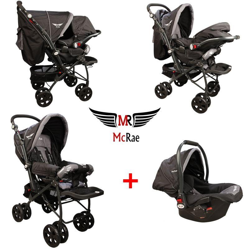 Anne Ve Cocuk Icin Hersey Burada Mcrae Mc 750t Comfort Travel Sistem Cift Yonlu Lux Bebek Arabasi Bebek Bebek Urunleri