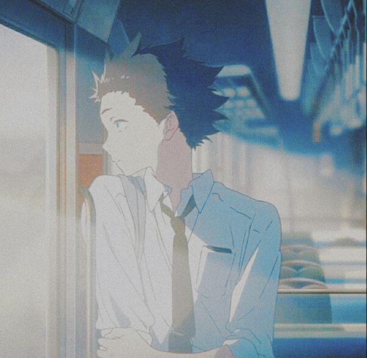 Aesthetic Anime Pfp A Silent Voice
