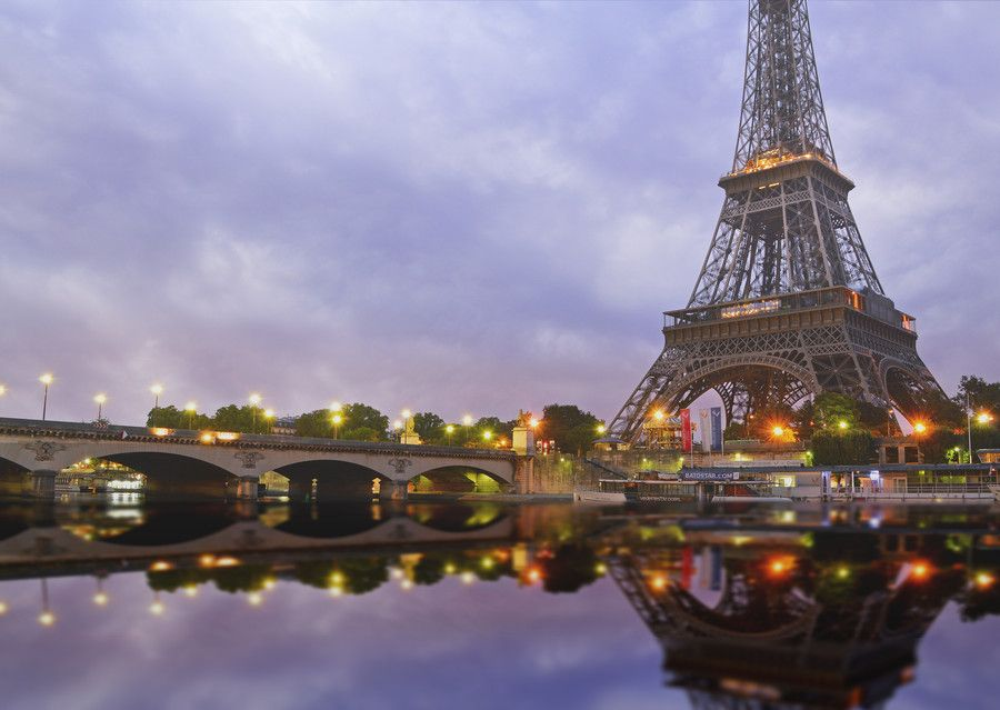 paris , in the morning by les photos du seb on 500px