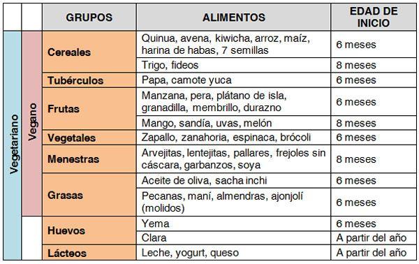 Los ni os y adolescentes tienen necesidades elevadas de calor as y nutrientes entre ellas las - Anemia alimentos recomendados ...