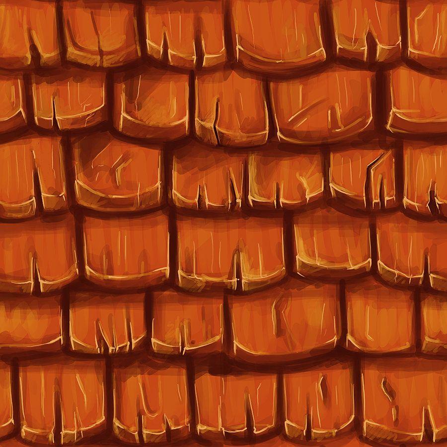 Tileable Roof Texture By Bhaskar655 Deviantart Com On
