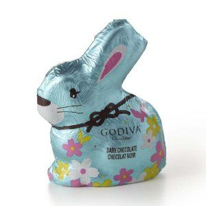 Godiva spring dark chocolate bunny 225 oz 4 pack make great godiva spring dark chocolate bunny 225 oz 4 pack make great easter gifts negle Image collections