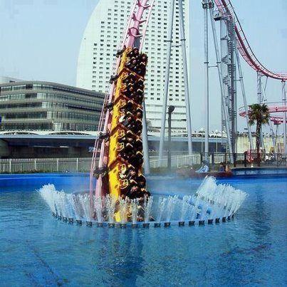 Wanna Have A Ride Fastest Roller Coaster Roller Coaster Dubai