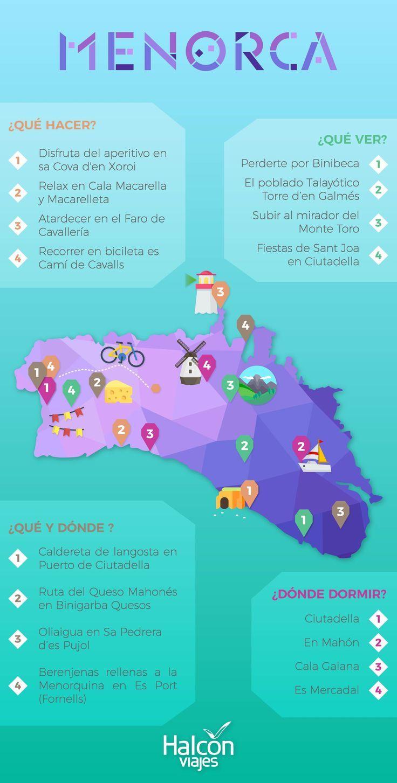 Descubre Los Must See De Menorca Que No Te Puedes Perder Viajar Balearicisland Infografia Viajes Y Turismo Viajes Consejos Para Viajes