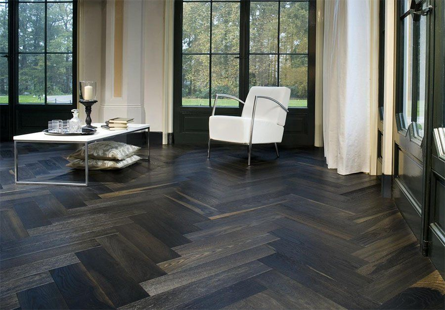Herringbone Parquet Flooring Hardwood Planet Flooring In 2020 Parkay Flooring Flooring Cheap Hardwood Floors