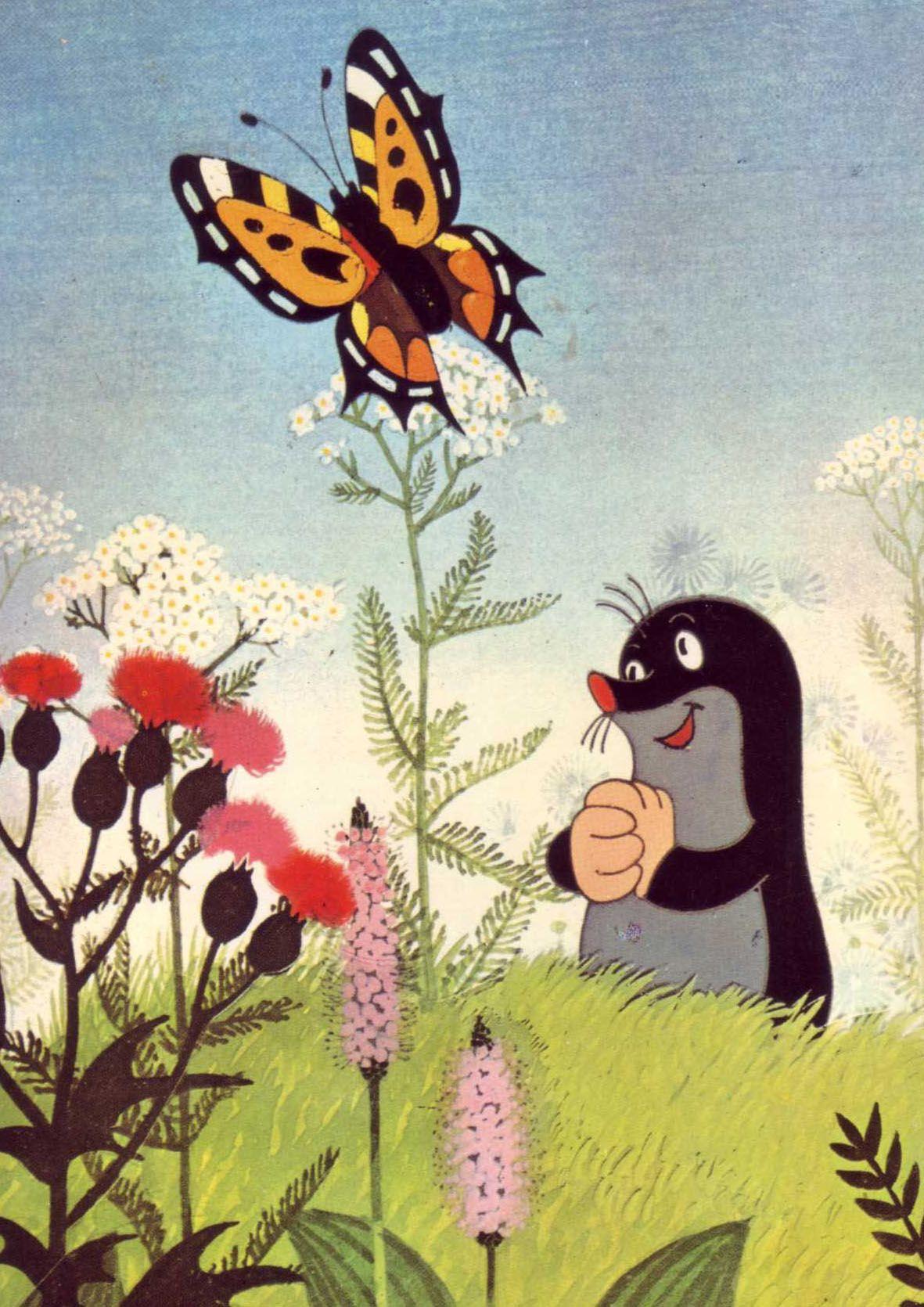 Lorenin S Collection Illustration Sendung Mit Der Maus Maulwurf