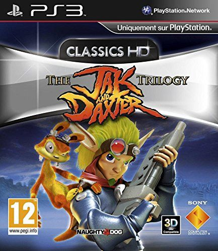Jak & Daxter : Trilogie 3D - Classics HD Sony