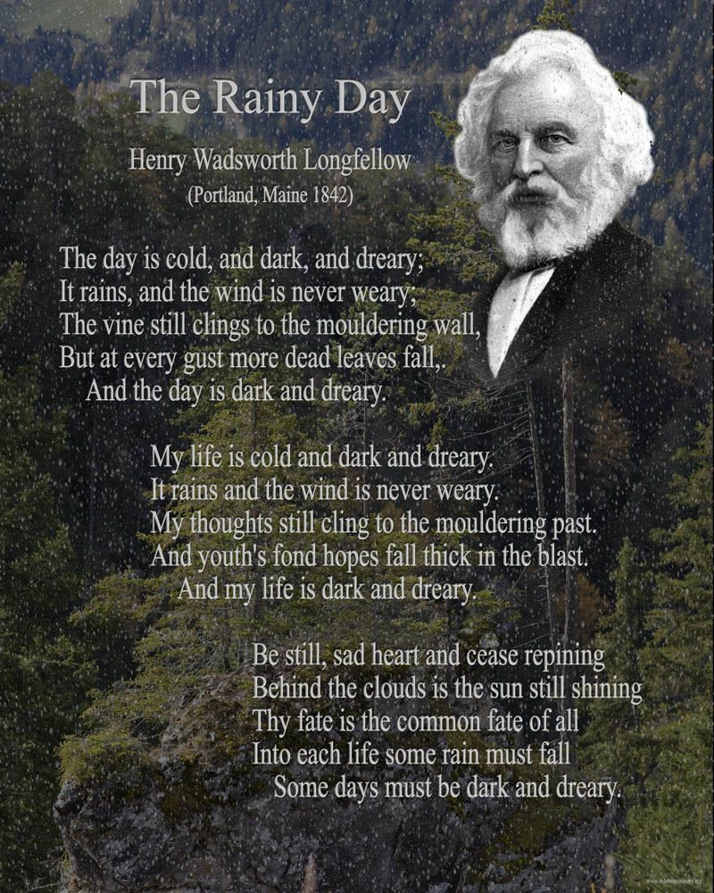 nature by henry wadsworth longfellow Read henry wadsworth longfellow of american poets and their theology from   she loved nature also, even in its wilder and more sublime aspects, and thun.