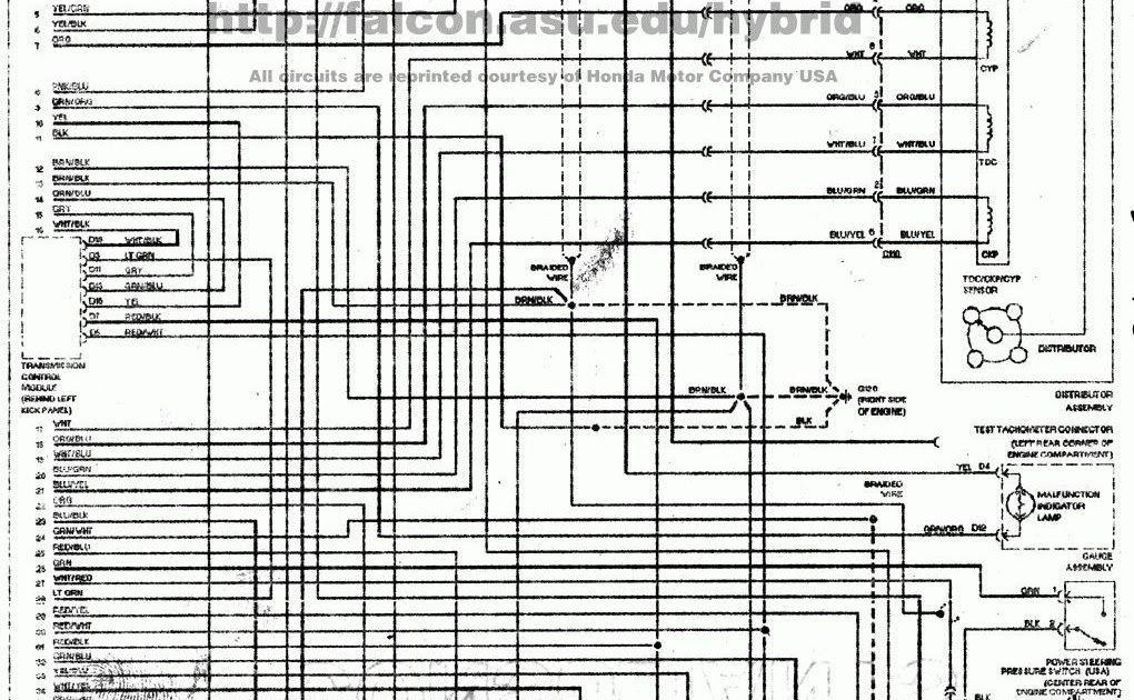 Air Bag Pressor Wiring Diagram In 2020 Honda Civic Engine Trailer Light Wiring Boat Wiring