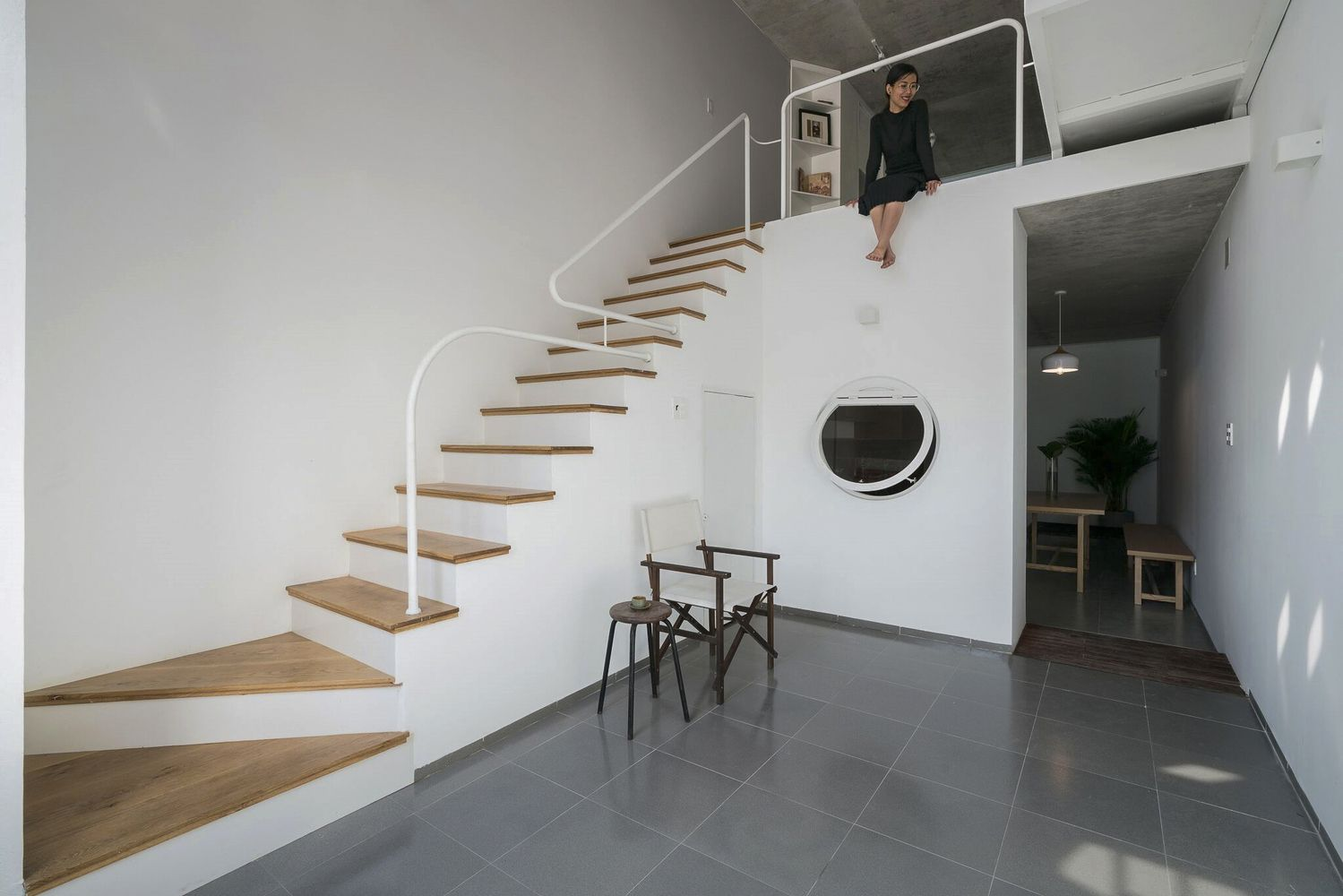 Home treppen design-ideen gallery of theus house  g architects    architects galleries