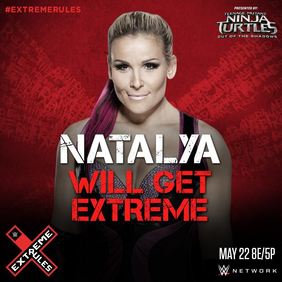 Natalya submission match photos wwe pay per views extreme rules pinterest submission