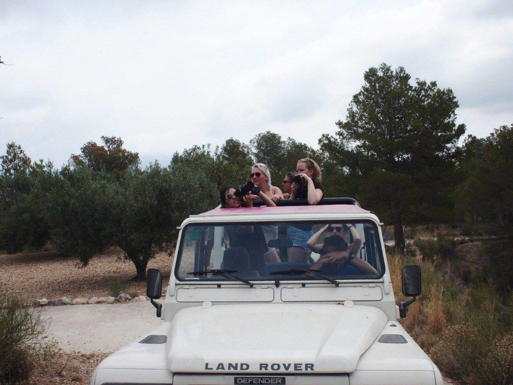 Things to do in Benidorm jeep tour marco polo | via FlyingFoodie