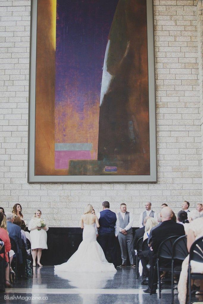 Winspear Centre Glasshouse Bistro Wedding Edmonton Wedding Outdoor Wedding Venues Wedding