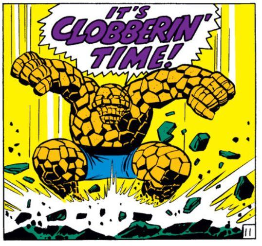 Jack Kirby, Fantastic Four #48