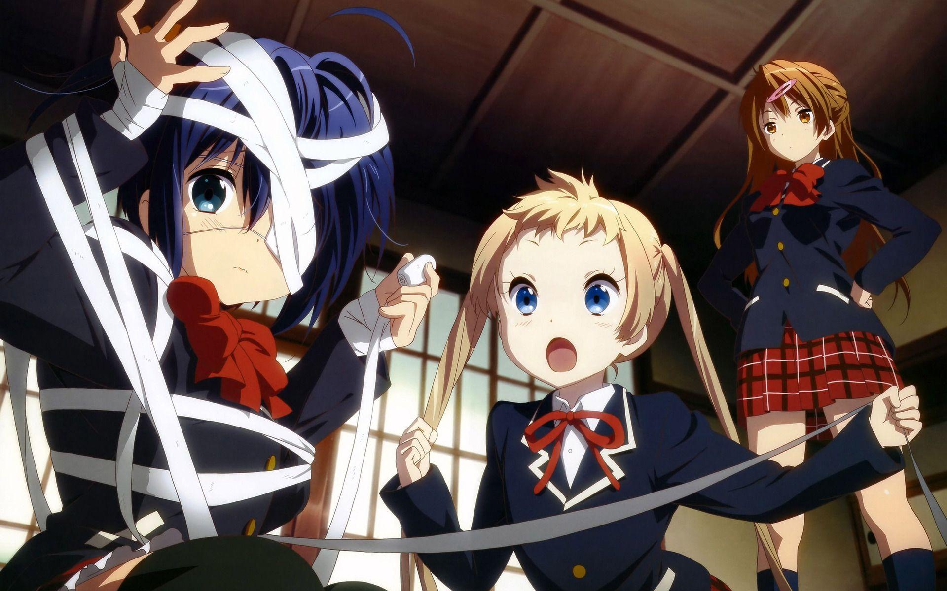 Love Chunibyo Other Delusions Wallpaper Cool Anime Wallpapers Anime Chunibyō Demo Koi Ga Shitai