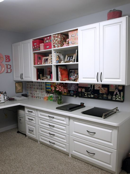 10x10 Room Layout Craft: This Is What I Need Along That Wall!!!!! Got To Show