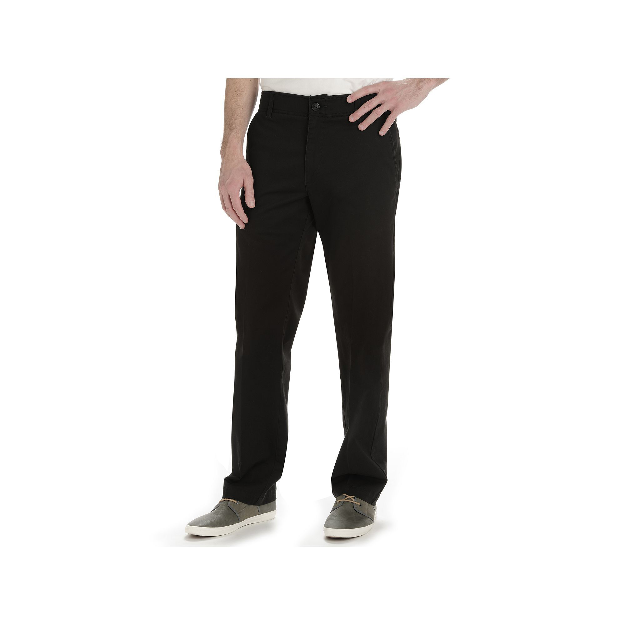 LEE Mens Big /& Tall Performance Series Extreme Comfort Pant