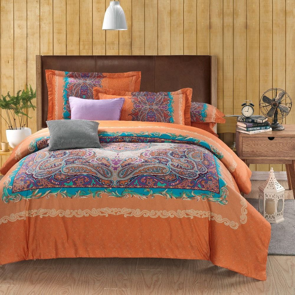 Traditional Queen Size Bed Cool Sheets With Nightstand Set