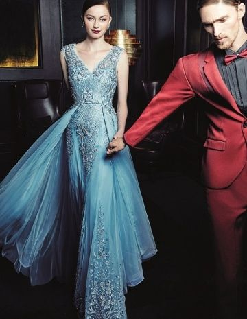 Sophisticated Evening Gowns