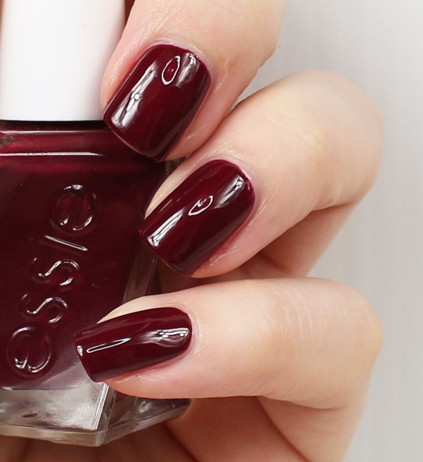 Essie gel couture Gala Vanting | estilos de uñas | Pinterest ...