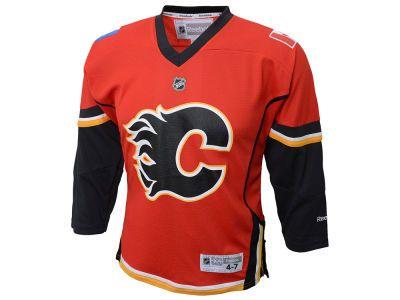 buy online 448fe 90343 Calgary Flames NHL Kids Replica Jersey CN | FLAMES | Nhl ...