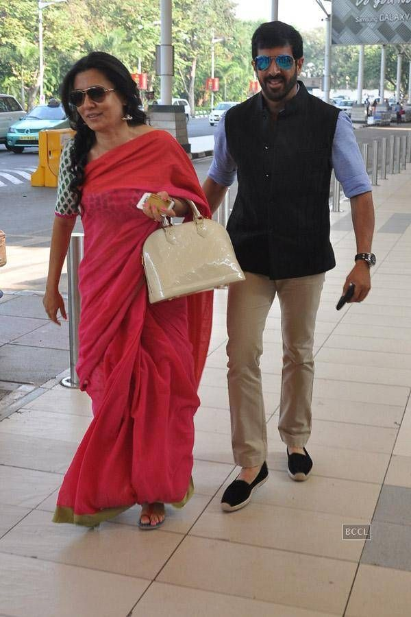 Mini Mathur, Kabir Khan, Arpita Khan's wedding reception