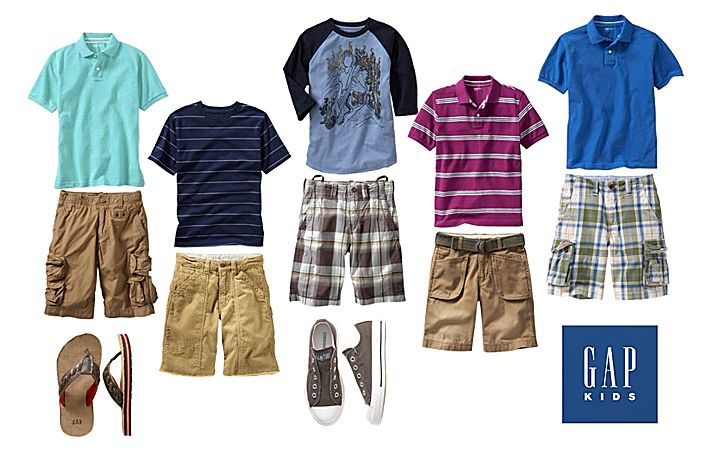 Outfit ideas for my son. Spring & summer boys outfits