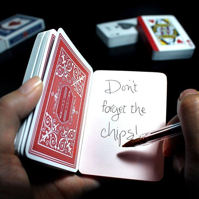 Stack The Deck Cards