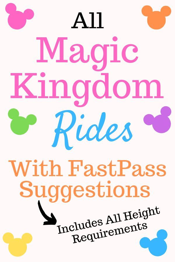 Are You Planning A Vacation To Disney World, And Wonder