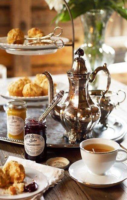 Englisch Teatime