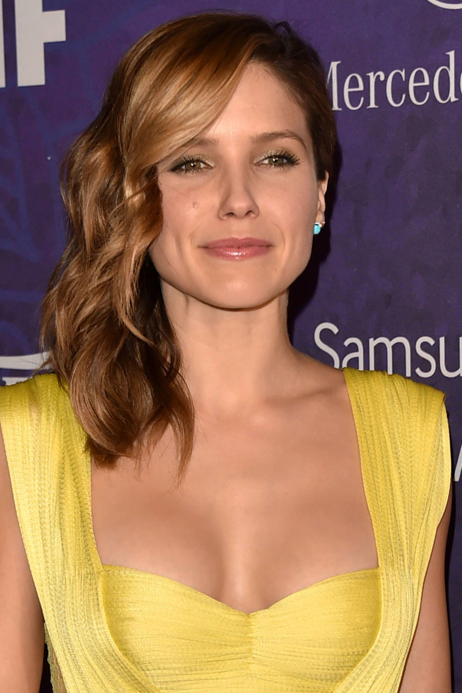 Sophia bush shows boobs