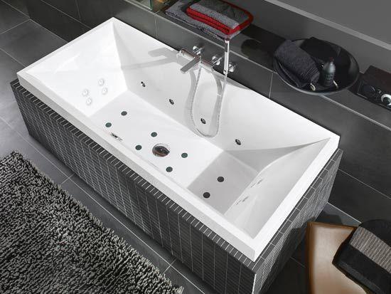 Whirlpool Baden Badkamer : Lekker bubbelen badkamer bathroom gespot door wonenonline