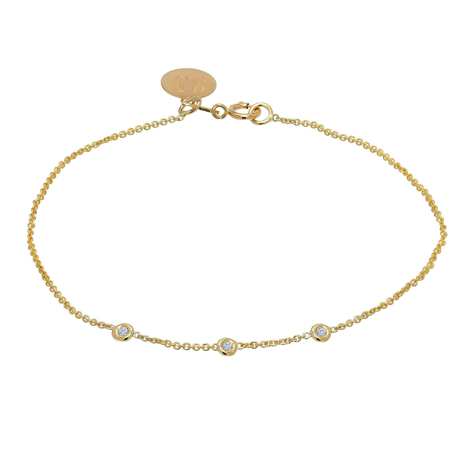anklet milka kismet tassels seed gold solid lu products by lamb
