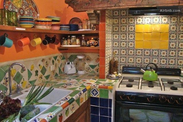 Colorful Artist's Home; Casa Lenita | Airbnb Mobile