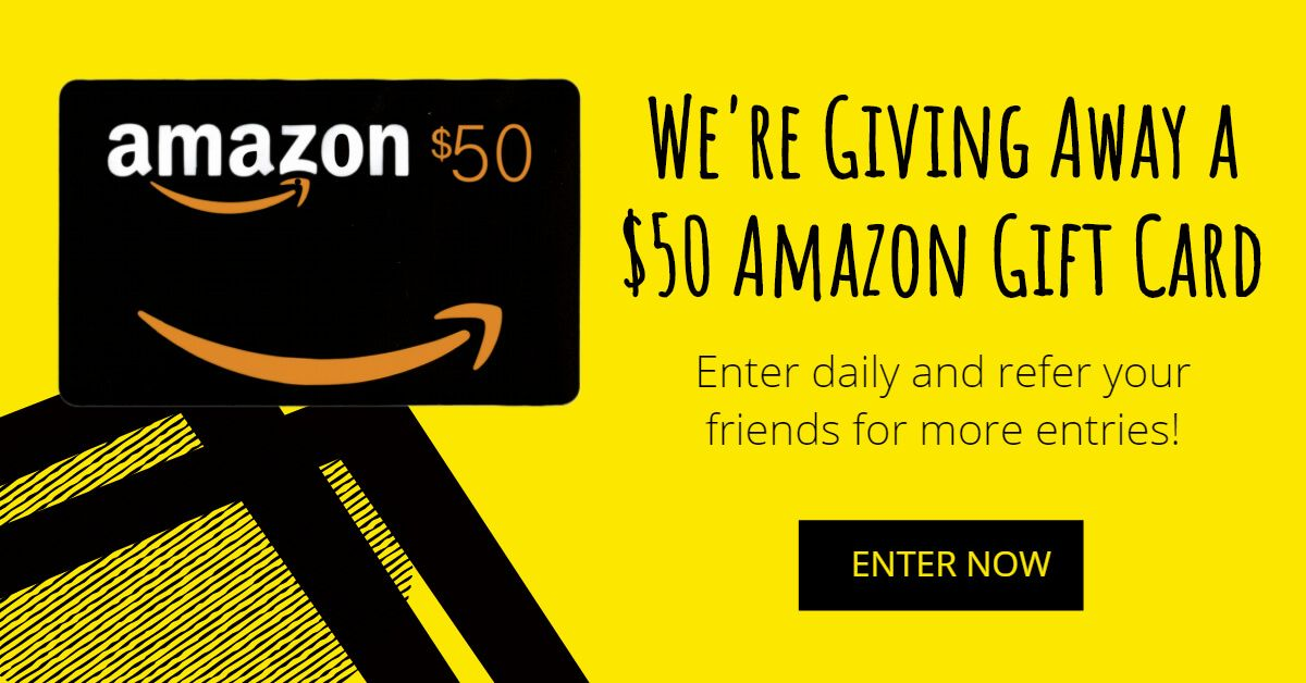 50 amazon gift card giveaway in 2020 gift card giveaway