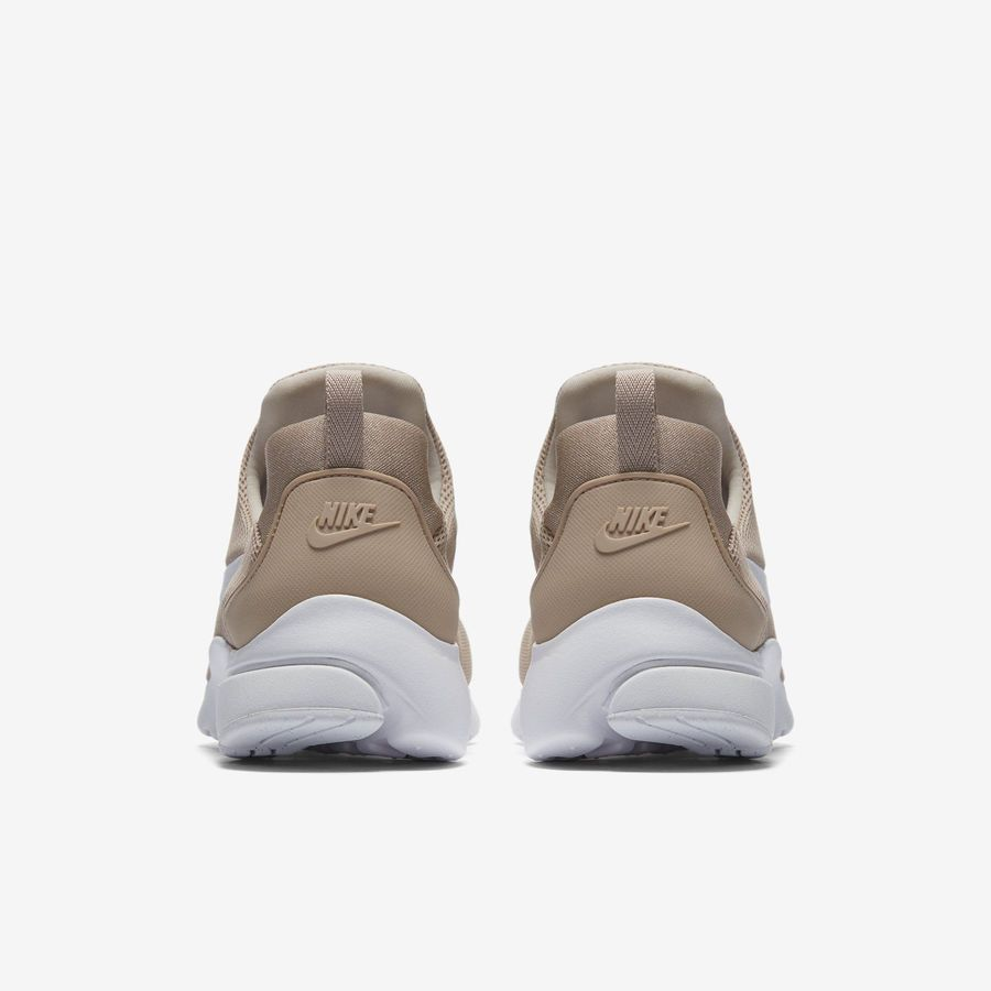 reputable site c78bf 0f2e1 Nike Presto Fly 910569-201 Dessert Sand White Womens Sportswear Running  ShoesDessert
