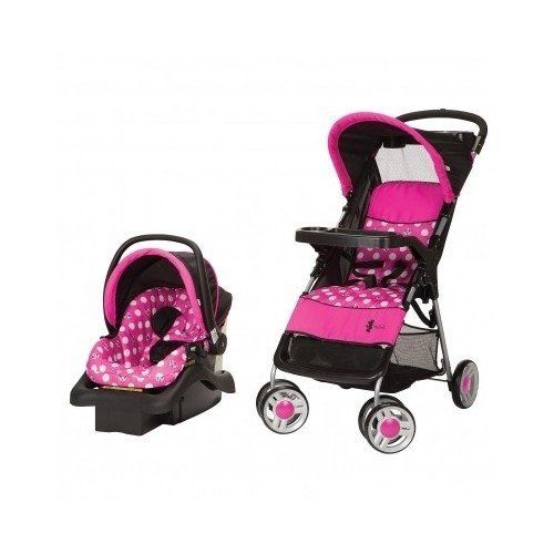 Minnie Mouse Infant Travel System Stroller And Carseat Disney Baby Want Additional Info Click On The Image