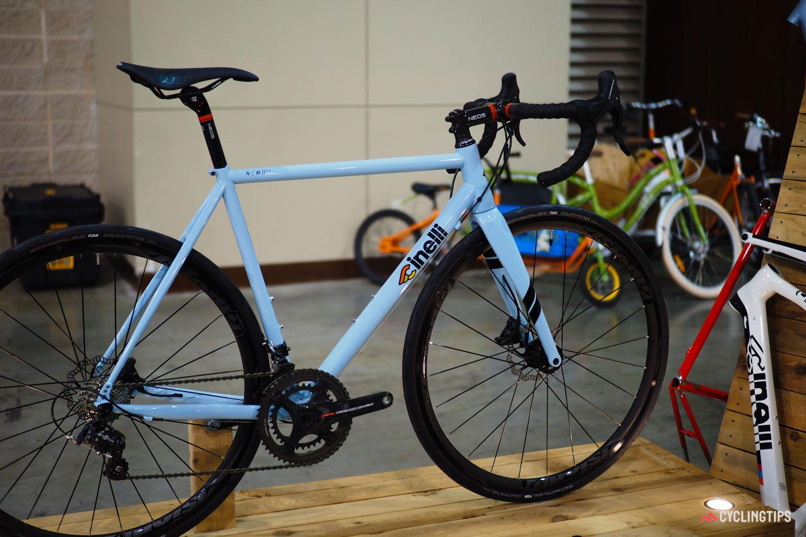 Cinelli Nemo TIG Disc | Bikes | Pinterest
