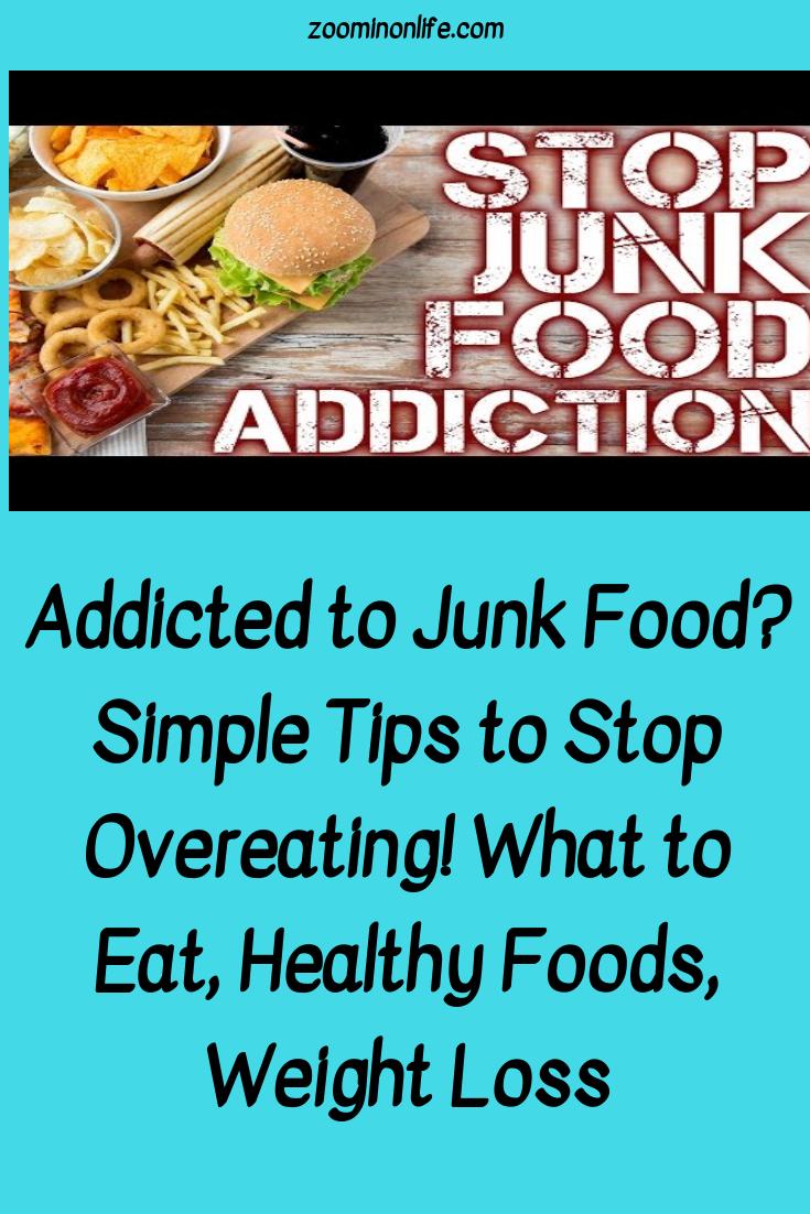 Food addicts. How to overcome food addiction