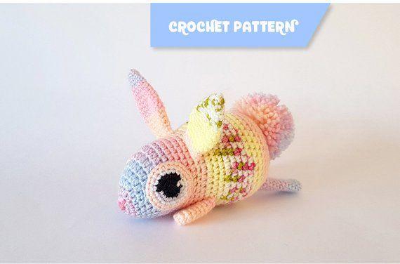 EASY TO FOLLOW crochet pattern Atlas The Lion Cub amigurumi lion