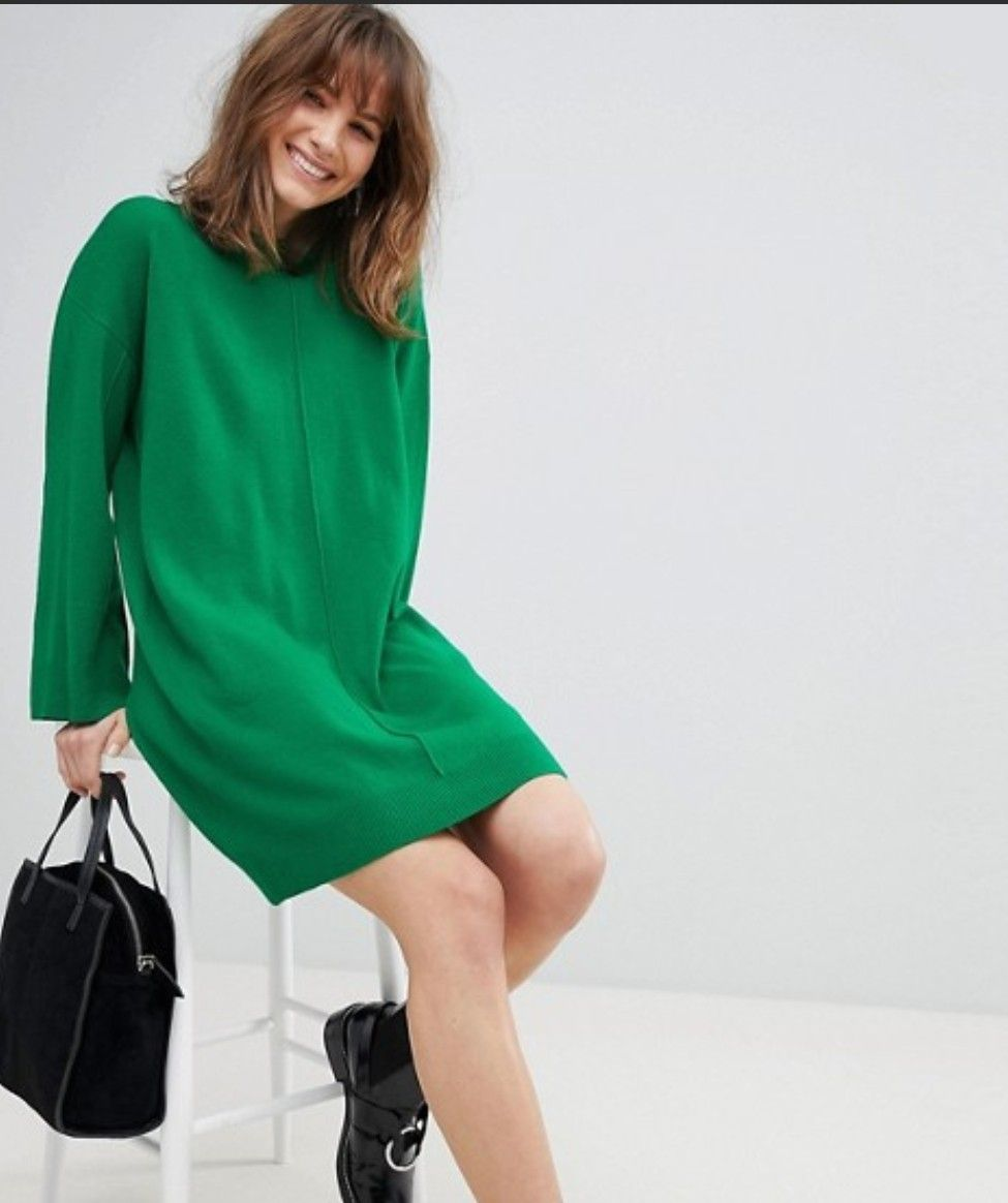 skate shoes compare price shop for genuine asos oversized green jumper dress | My Wardrobe | Oversized ...
