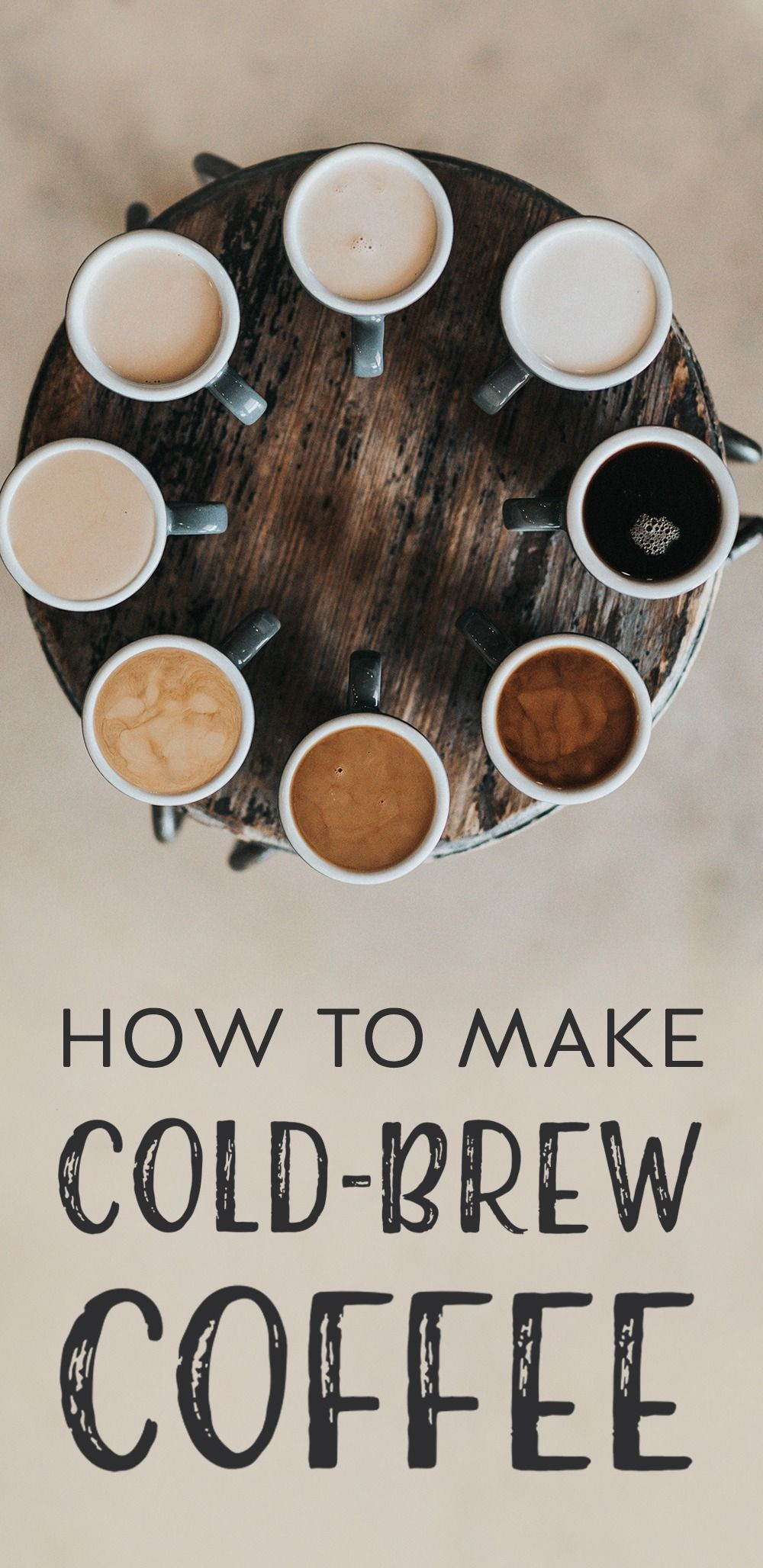 37++ What is cold brew coffee made of inspirations