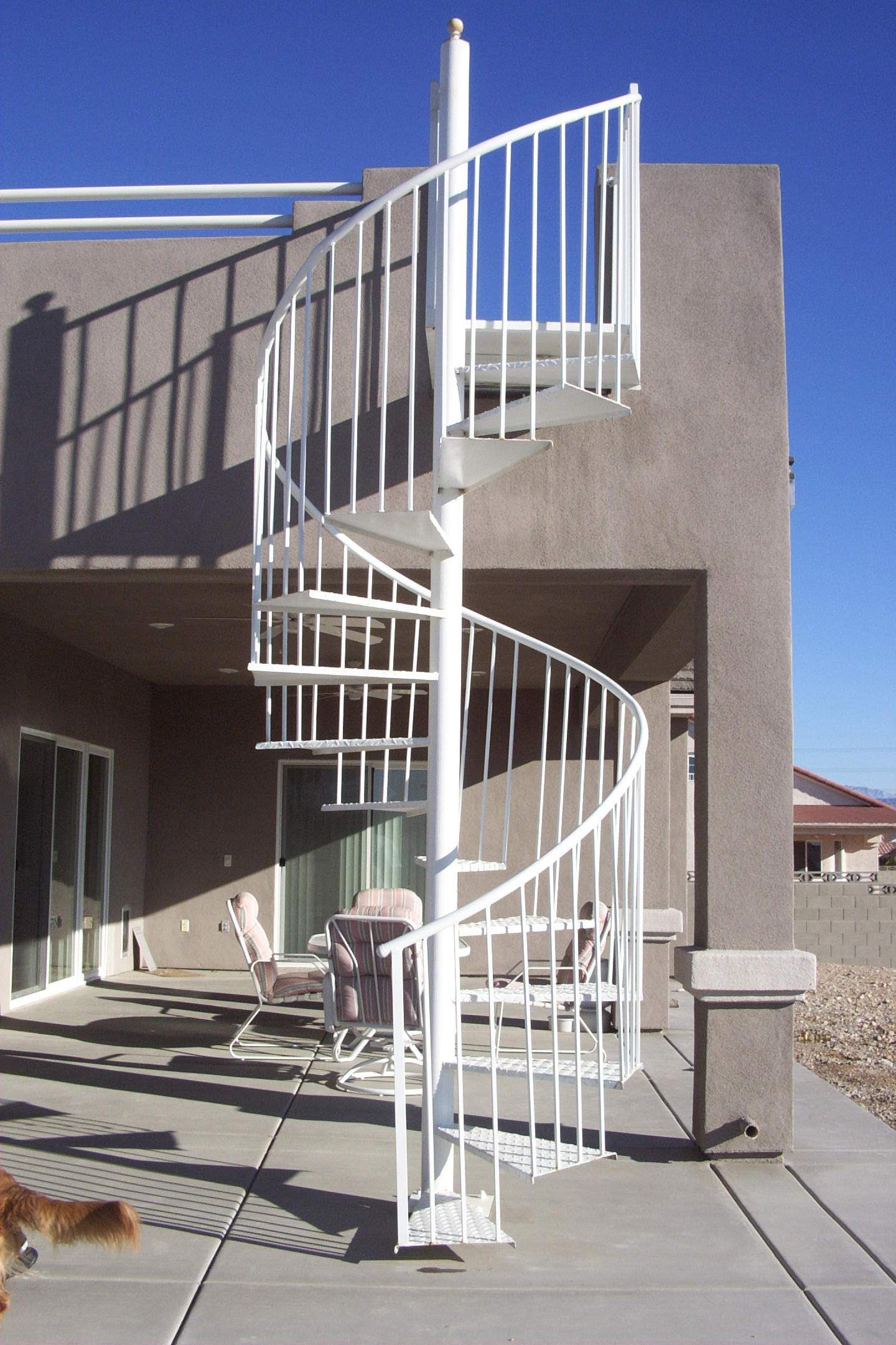 Spiral Staircase | Spiral Staircases Las Vegas | Wrought Iron Spiral  Staircase | 702 387
