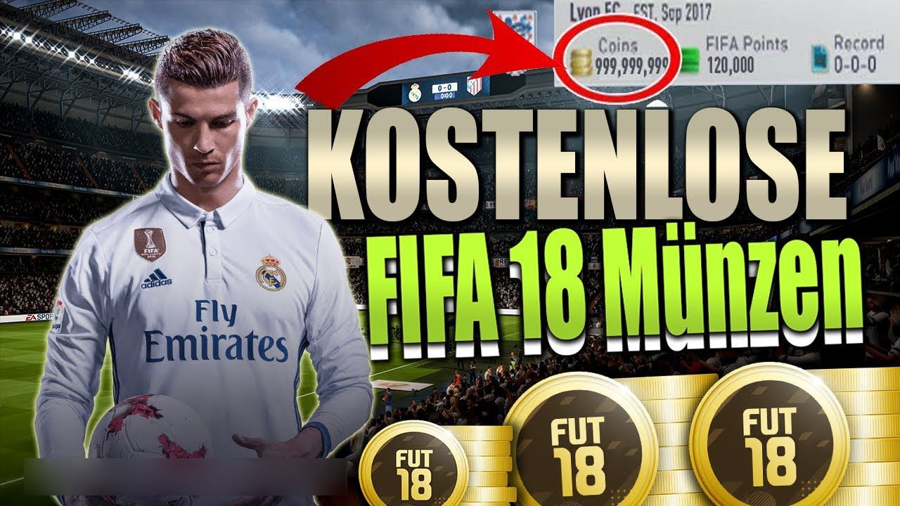 No Root Fifa 18 Hack Get Unlimited Coins Android Ios Fifa 18