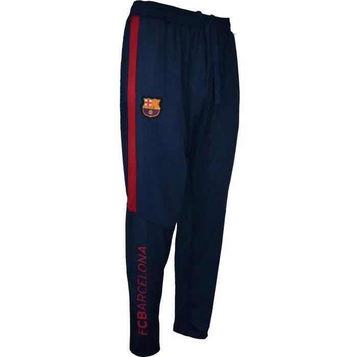 Pantalon training Barça - Collection officielle FC BARCELONE - Taille  adulte homme 4a032034cc8