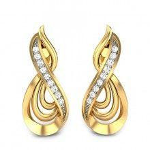 Persia Diamond Earring